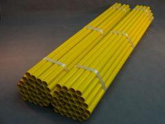 (黄色)外径30φ×内径26㎜φ×長さ1,300mm 60本
